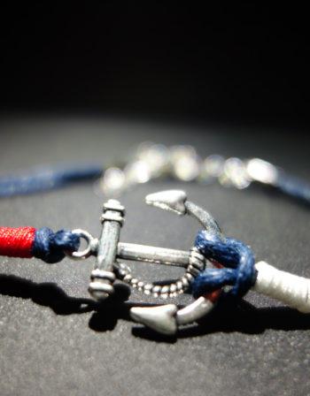 Bracelet ancre marine France